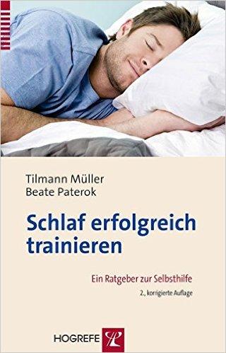 Buch: Schlaf erfolgreich trainieren