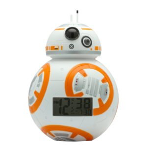 Bulbbotz Star Wars BB-8 Wecker (Foto: Amazon)