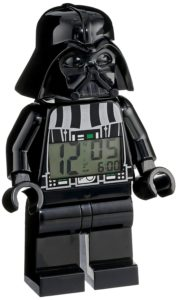 ClicTime - Lego Star Wars Darth Vader Minifiguren Wecker (Foto: Amazon)