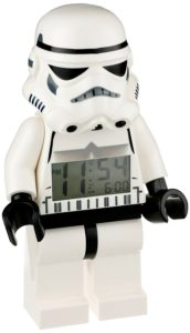 Clic Time - Lego Wecker Star Wars - Stormtrooper (Foto: Amazon)