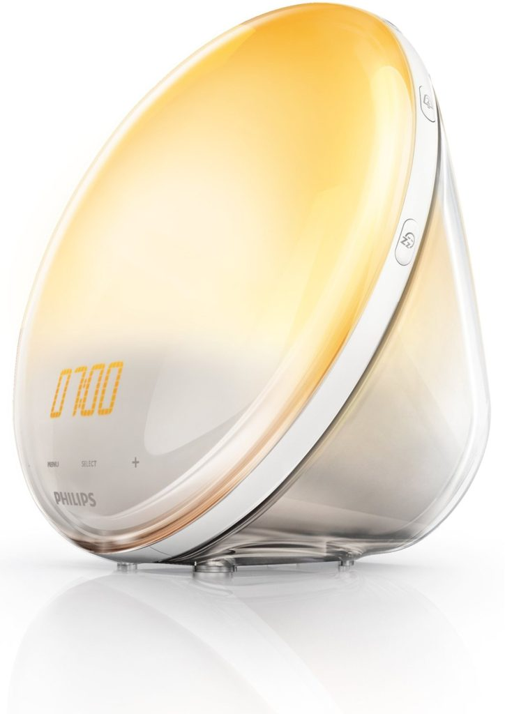 Philips Lichtwecker HF3520/01 Wake-Up Light