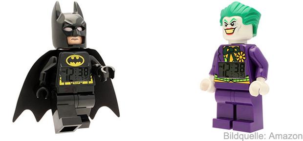 Lego Batman Wecker Joker Uhr online kaufen bestellen Amazon Bewertung