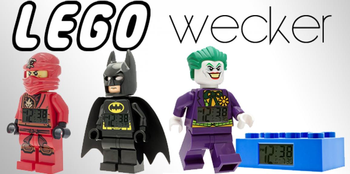 Die besten Lego Wecker für Kinder und Fans