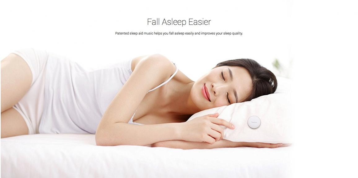 Sleepace Sleep Dot Schlaf Sensor